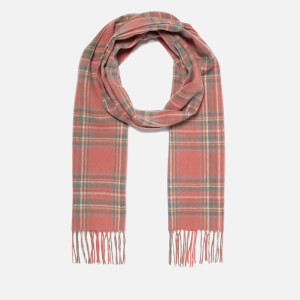 Barbour Shilhope Check Scarf - Antique Royal Stewar