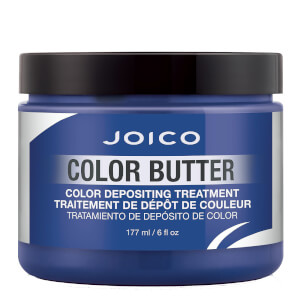 Tratamento de Depósito de Cor Color Intensity Color Butter da Joico - Blue 177 ml