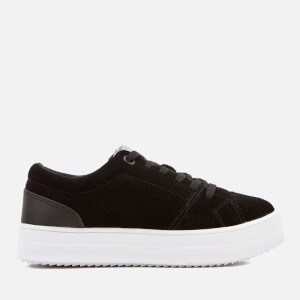 Superdry Women's Cassie Platform Trainers - Black