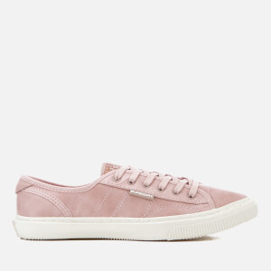Superdry Women's Low Pro Luxe Trainers - Orchid Blush