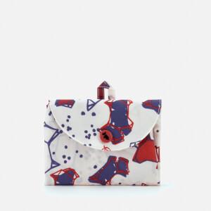 Radley Women's Speckle Dog Foldaway Tote Bag - Chalk