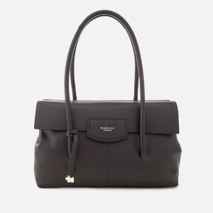 Radley Women's Burnham Beeches Large Shoulder Bag - Black