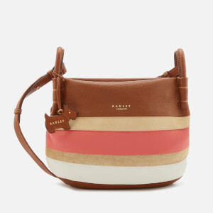 Radley Women's Wren Street Small Ziptop Cross Body Bag - Honey