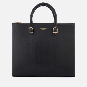 26c6f0adfe Aspinal of London Women s Editor s Tote Bag - Black