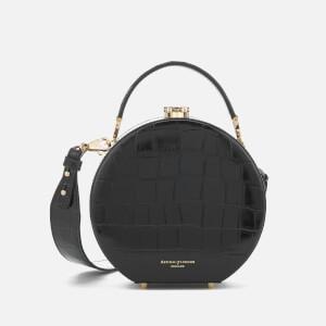 Aspinal of London Women's Hat Box Mini Bag - Black