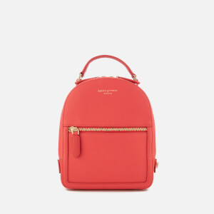 Aspinal of London Women's Islington Micro Backpack - Dahlia