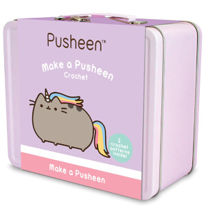 DIY : Faites un Chat Pusheen en Crochet