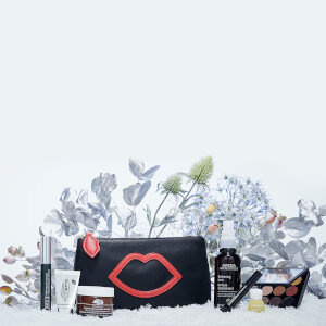 Lulu Guinness X lookfantastic Makeup Bag