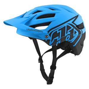 Troy Lee Designs A1 MIPS Classic MTB Helmet - Ocean