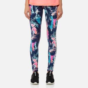 Superdry Sport Women's Essentials Highwaist Leggings - Fluro Tropic
