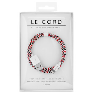 Le Cord Krugeri Lightning Cable (1m)