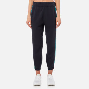 LNDR Women's Mischief Stripe Tracksuit Pants - Navy