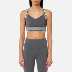 LNDR Women's Wild Thing Sports Bra - Grey Marl