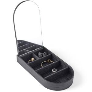 Menu Jewellery Box - Black Ash