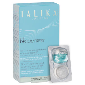 Talika Soothing Eye Decompress Mask