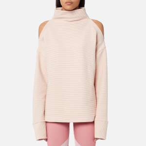 Varley Women's Hampton Cold Shoulder Sweatshirt - Rose