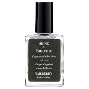 Laque oxygénée haute brillance Shine & Breathe Nailberry