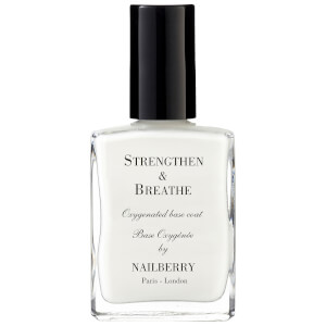 Nailberry Strengthen & Breathe Oxygenated Strengthening Base Coat
