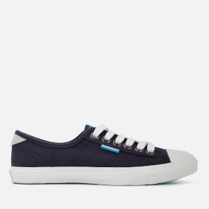 Superdry Women's Low Pro Sneakers - Navy
