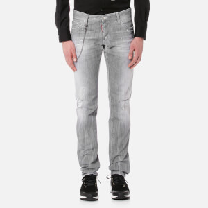 Dsquared2 Men's Slim Jeans - Light Grey