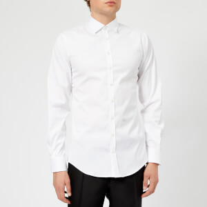 Dsquared2 Men's Carpenter No Pince Core Shirt - White