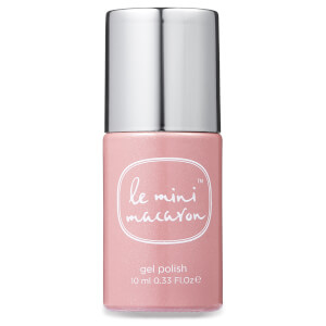 Le Mini Macaron Gel Polish - Rose Gold 10ml