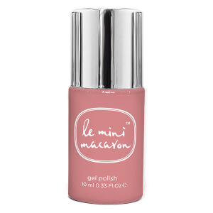 Le Mini Macaron Gel Polish - Rose Buttercream 10ml