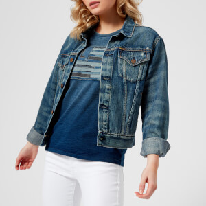Polo Ralph Lauren Women's Denim Trucker Jacket - Eve Wash