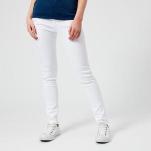 Polo Ralph Lauren Women's Leah Skinny Jeans - White