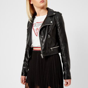 Guess Women's Layla Jacket - Jet Black