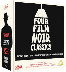Four Film Noir Classics (Limited Edition)