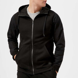 Reebok Men's Full Zip Hoody - Black