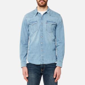 Levi's Men's Barstow Western Shirt - Brooklyn Stretch Light