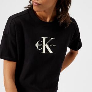 Calvin Klein Women's True Icon T-Shirt - Black