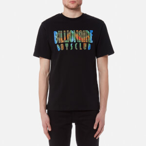 Billionaire Boys Club Men's Scan Graphic Logo T-Shirt - Black