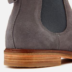 Clarks Men's Clarkdale Gobi Suede Chelsea Boots - Grey: Image 6