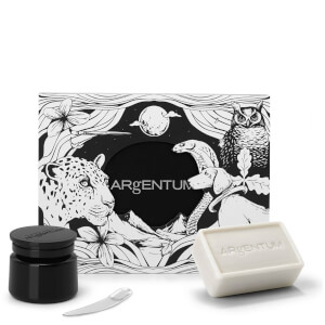 ARgENTUM coffret de la lune Quintessential Trio for Illuminated Skin (Worth AED1700)