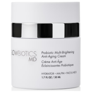 Glowbiotics Probiotic Multi-Brightening Anti-Ageing Cream (Free Gift) (Worth $110.00)