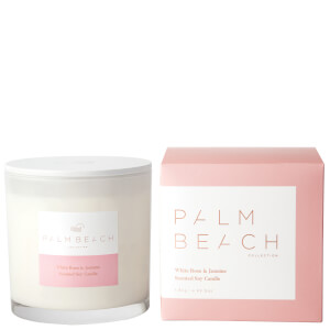 Palm Beach White Rose & Jasmine Deluxe Candle 1800g