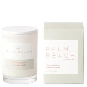Palm Beach Clove & Sandalwood Mini Candle 90g