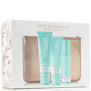 Kora Organics Give Radiance Set