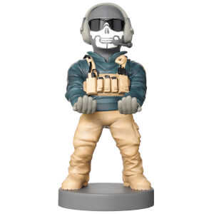 Call of Duty MW2 Ghost Simon Riley Cable Guy controller- en telefoonhouder (20 cm)