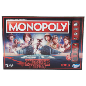 Monopoly - Stranger Things Edition