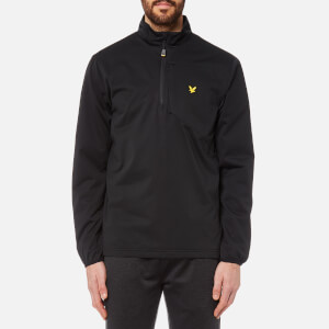 Lyle & Scott Men's Macintyre Lightweight Running Jacket - Black
