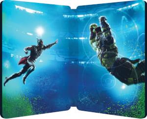 Thor: Der Tag der Entscheidung 4K Ultra HD - Zavvi UK Exklusives Limited Edition Steelbook: Image 4