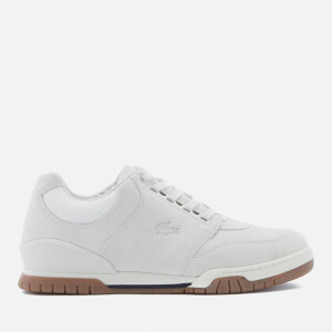 Lacoste Men's Indiana 316 Trainers - Off White