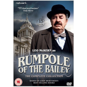 Rumpole Of The Bailey: The Complete Series (Fremantle Repack)