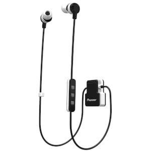 Pioneer SE-CL5BT-GR Wireless Bluetooth Earphones - White