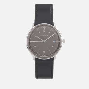 Junghans Men's Max Bill Quartz Watch - Black/Black