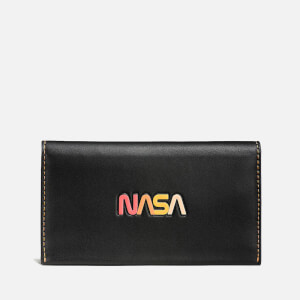 Coach Men's NASA Phone Wallet - Black